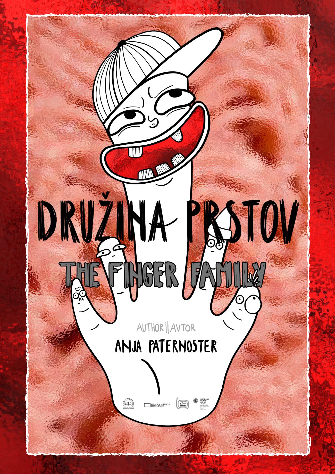 AnjaPaternoster_DruzinaPrstov_Plakat